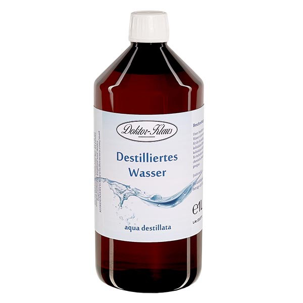 Destilliertes Wasser 1000ml