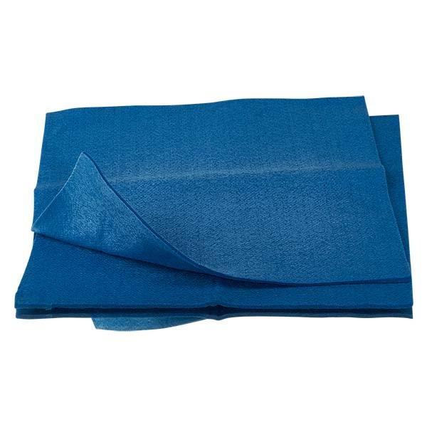 2 Bluewish soft Pflegetücher 24x25cm