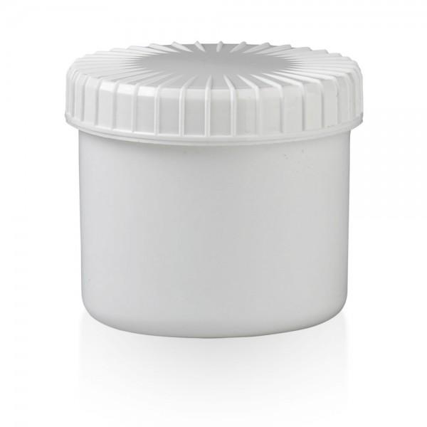 Schraubdose 135 ml weiß