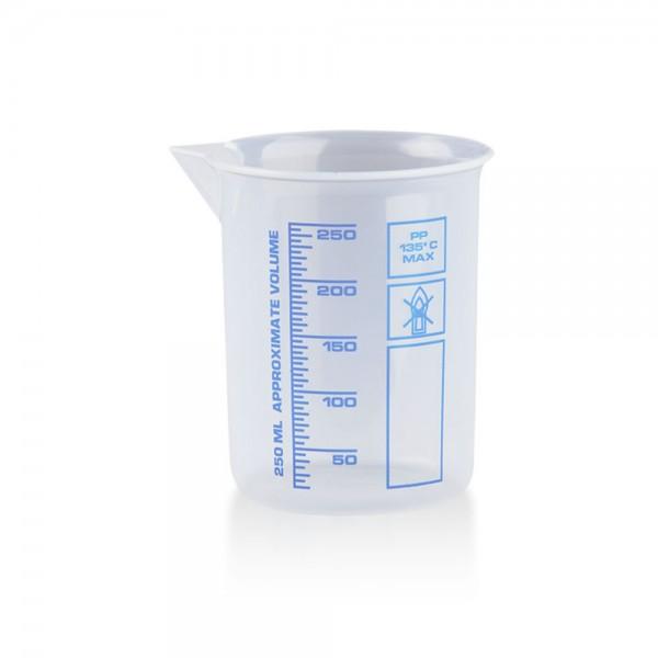 Messbecher 250ml Kunststoff
