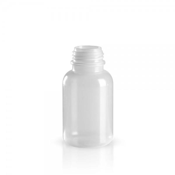 PE Laborflasche Weithals 250ml