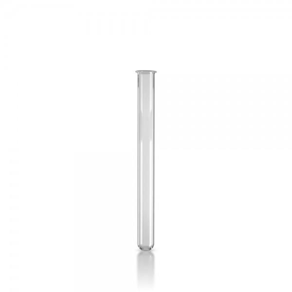 Reagenzglas 16x160mm gebördelt