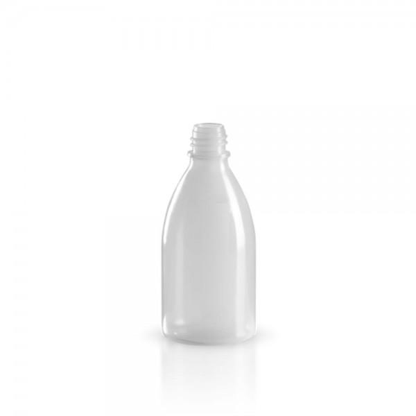 PE Laborflasche Enghals 100ml