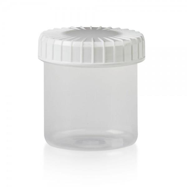 Schraubdose 75 ml transparent