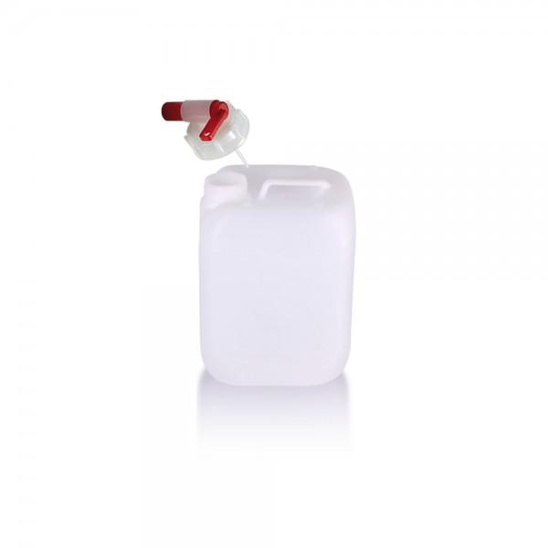 Wasserkanister 5l mit Auslaufhahn