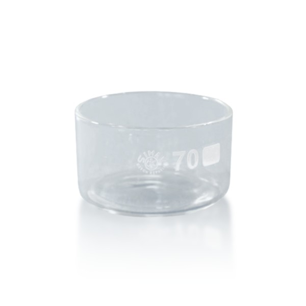 100 ml Kristallisierschale ohne Ausguss