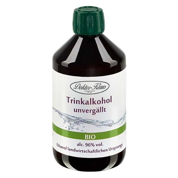 500 ml BIO Trinkalkohol - Prima Sprit