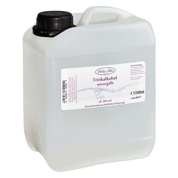 2500 ml Trinkalkohol - Prima Sprit
