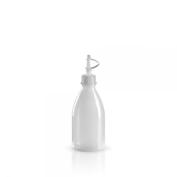Labor Tropfflasche 100ml - Laborflasche + Tropfverschluss