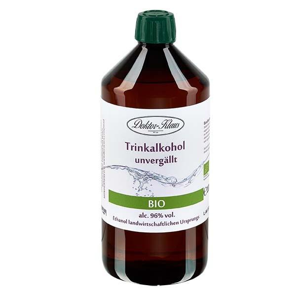 1000 ml BIO Trinkalkohol - Prima Sprit