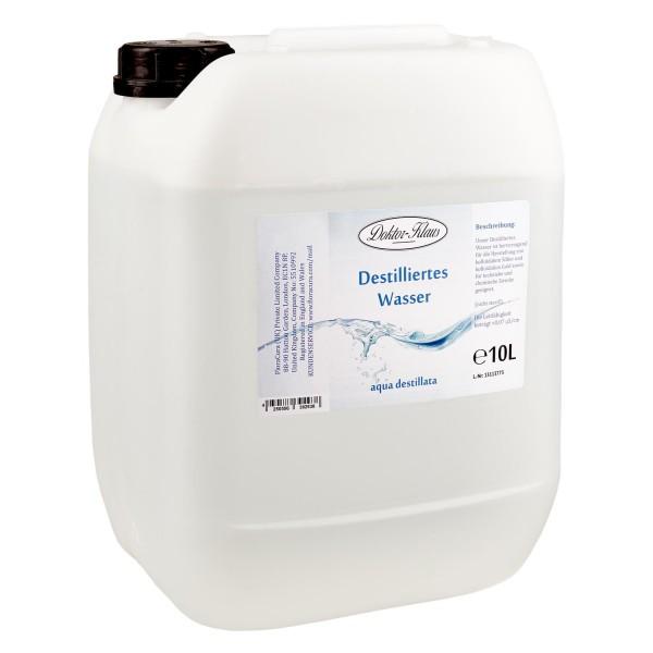Destilliertes Wasser 10l