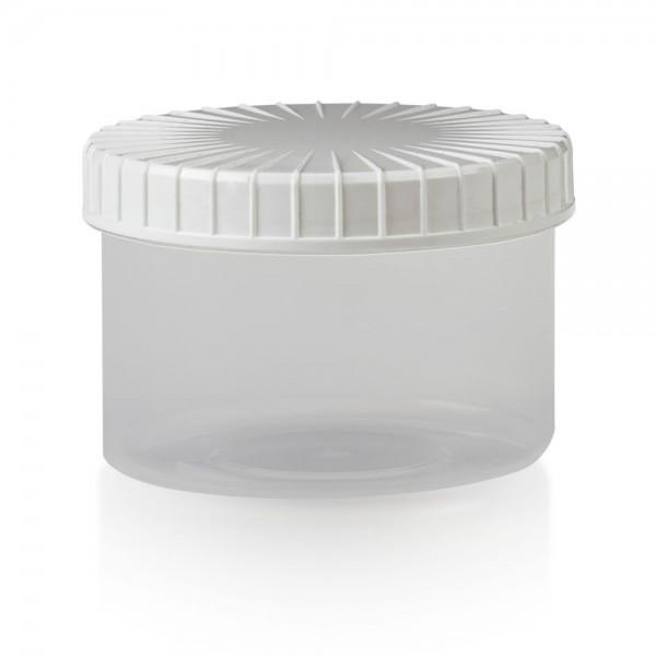 Schraubdose 250 ml transparent