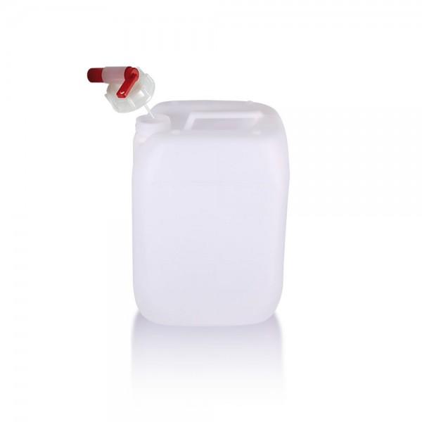 Wasserkanister 10l mit Auslaufhahn