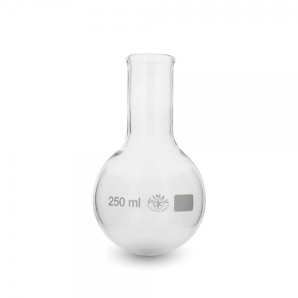 Rundkolben 250 ml Enghals