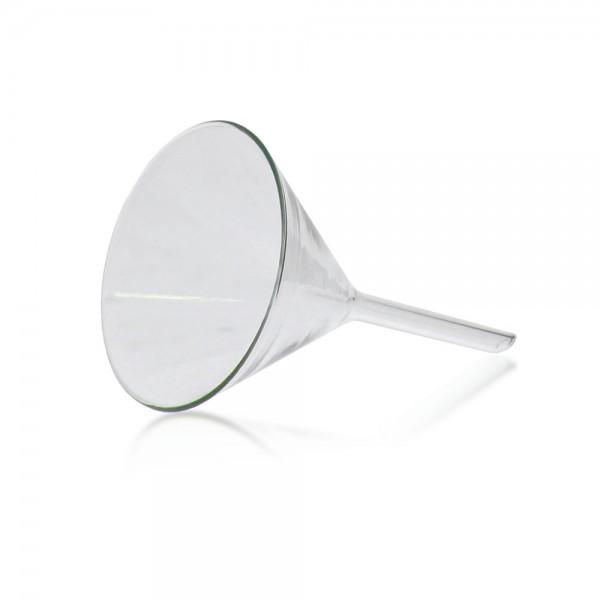 75 mm Trichter 60° Borosilikatglas