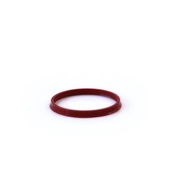 Ausgießring GL45 rot