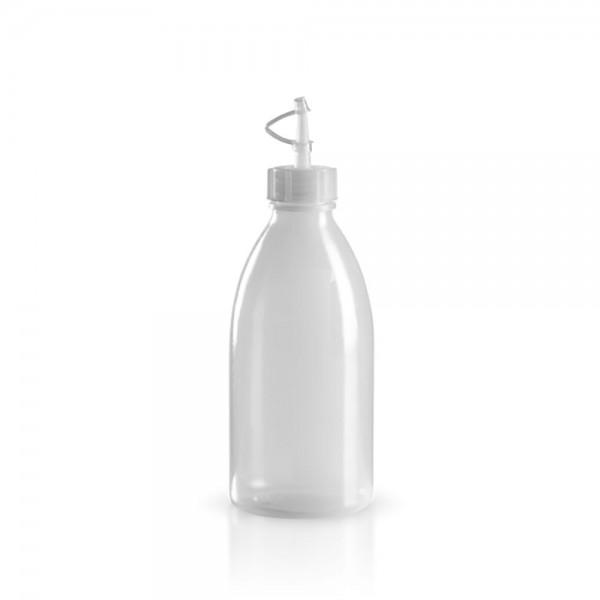 Labor Tropfflasche 250ml - Laborflasche + Tropfverschluss