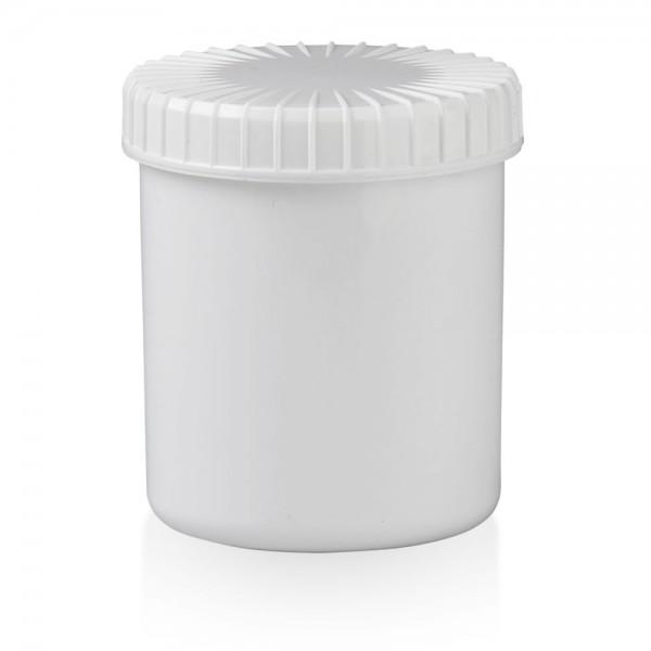 Schraubdose 180 ml weiß