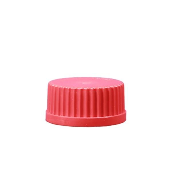 Schraubverschluß GL45 rot