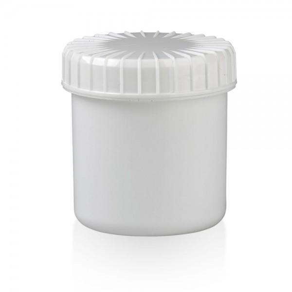 Schraubdose 75 ml weiß