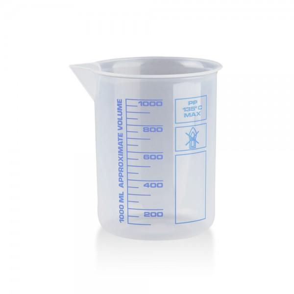 Messbecher 1000ml Kunststoff