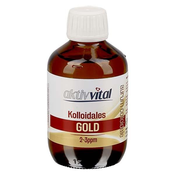 200ml Kolloidales Gold - Aktiv-Vital