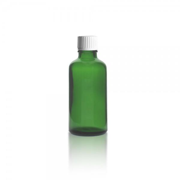 Grüne 50ml Tropfflasche + Spezialverschluss