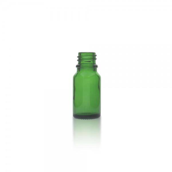 Grüne Tropfflasche 10 ml