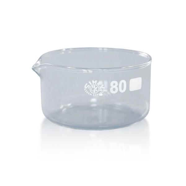 150 ml Kristallisierschale mit Ausguss