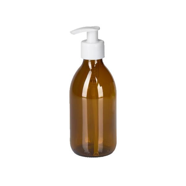 250ml Euro-Medizinflasche mit Dispenser