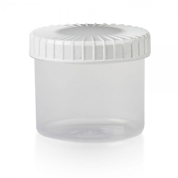 Schraubdose 135 ml transparent